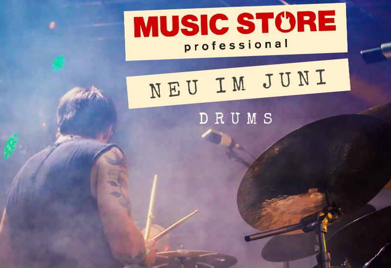 Neuheiten aus der Schlagzeugabteilung