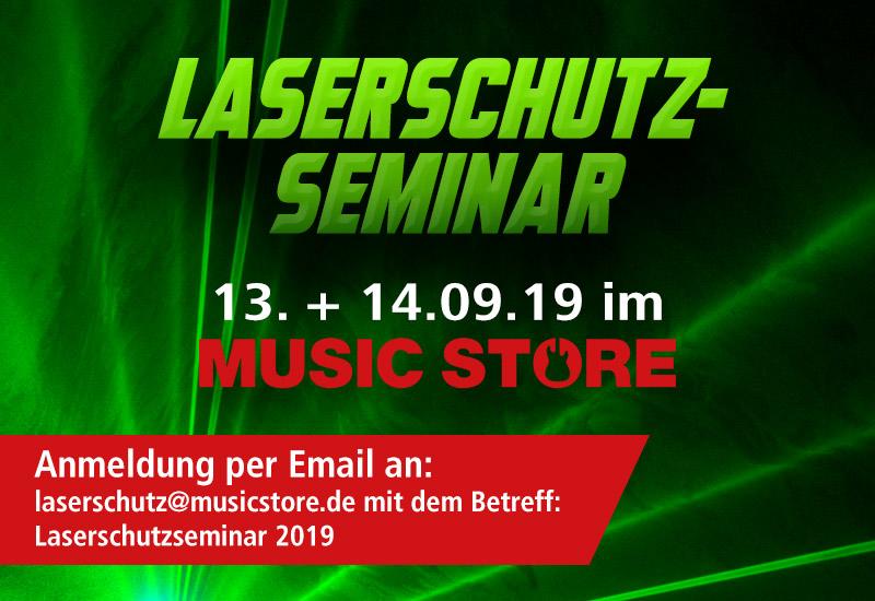 Laserschutz Seminar September 2019 – Werden Sie Laserschutz-Beauftragter –