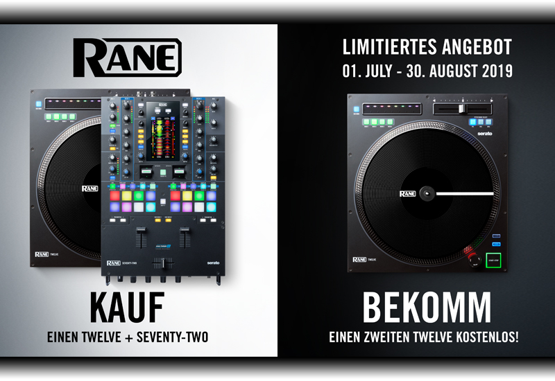 RANE – 72 + 12 + 2nd 12 for FREE!