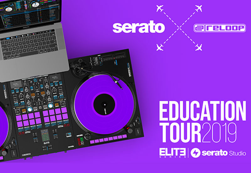 'Serato X Reloop'-Workshop am 29.10. im MUSIC STORE