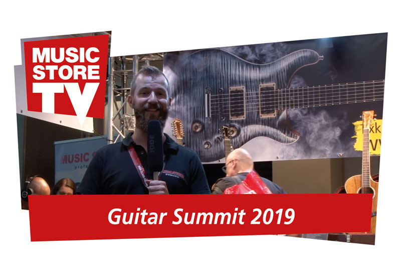 Guitar Summit: Alle Videos zur Messe
