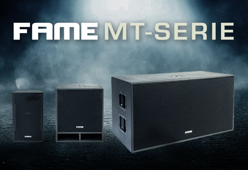 Fame Audio –  MT Serie