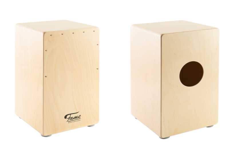 Fame Cajon Standard Pro Natural – Made in Germany