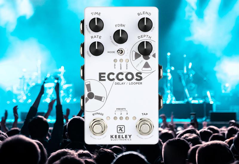 Keeley Eccos Delay/Looper