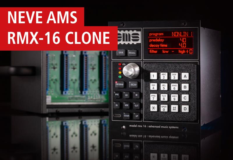 NEVE AMS RMX-16 CLONE