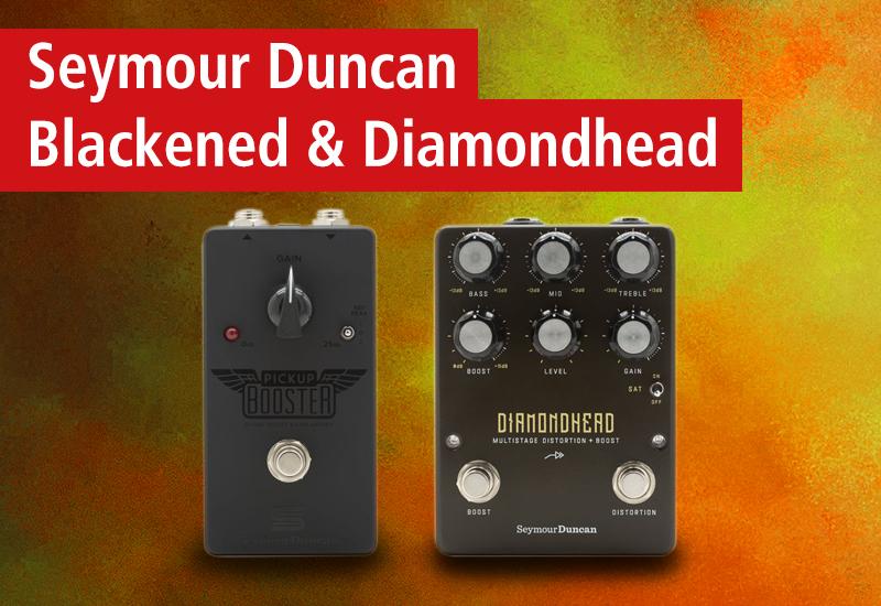 Seymour Duncan Blackened & Diamondhead