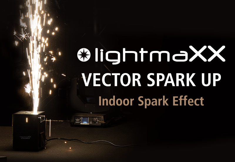 Neu! lightmaXX VECTOR Spark UP!