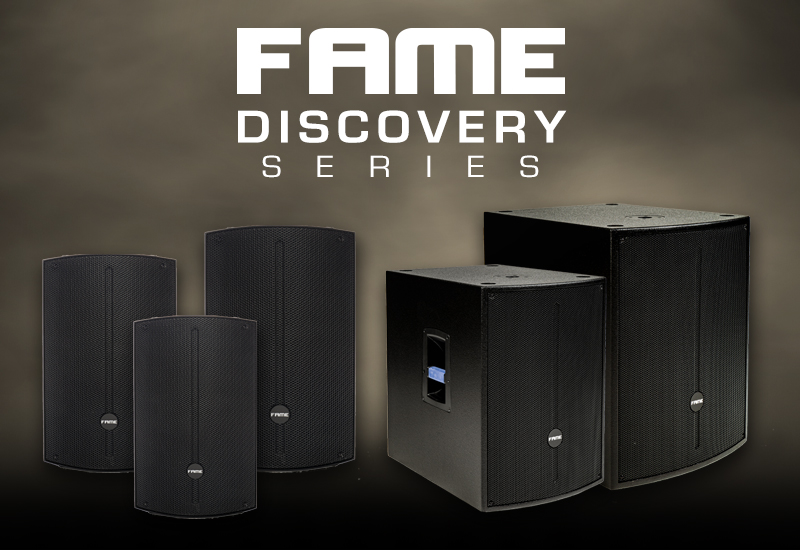 Fame Audio Discovery Series