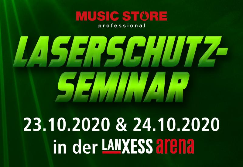 Laserschutzseminar am 23. und 24. Oktober 2020