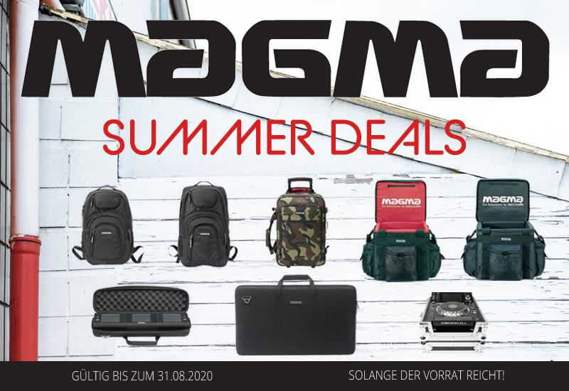 MAGMA DJ-BAGS & CASES im Angebot!