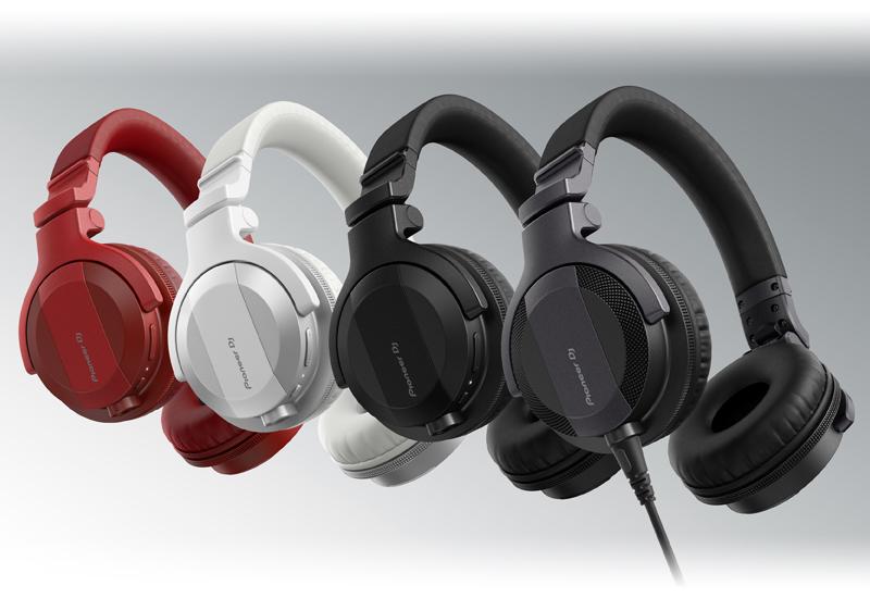 PIONEER DJ stellt HDJ-CUE1 & HDJ-CUE1BT Kopfhörer vor!