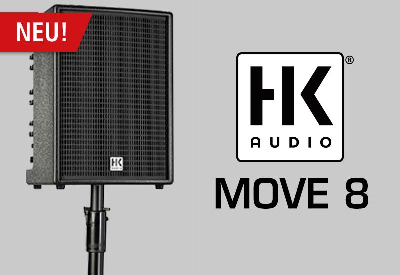 HK Audio – Premium Pro Move 8