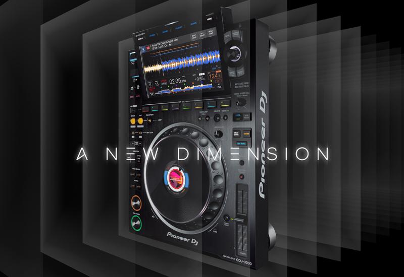 PIONEER DJ – CDJ-3000 – BRANDNEU & JETZT ERHÄLTLICH!