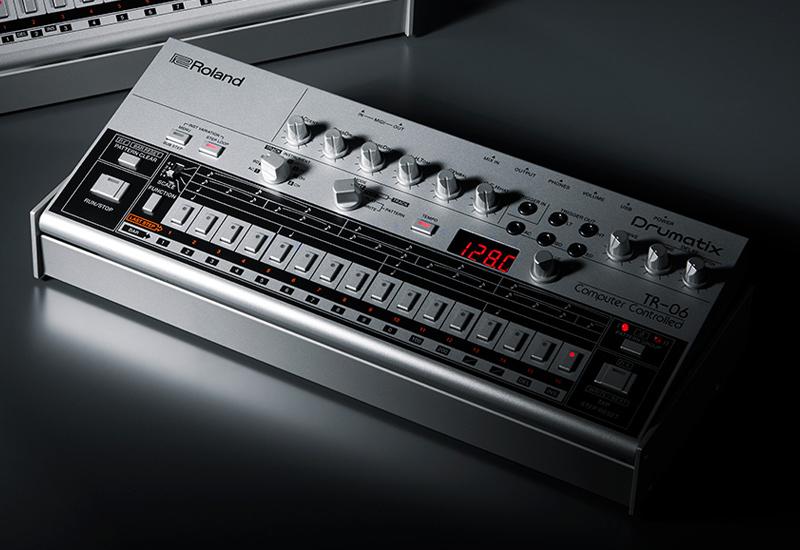 Roland – TR-06 Drumatix