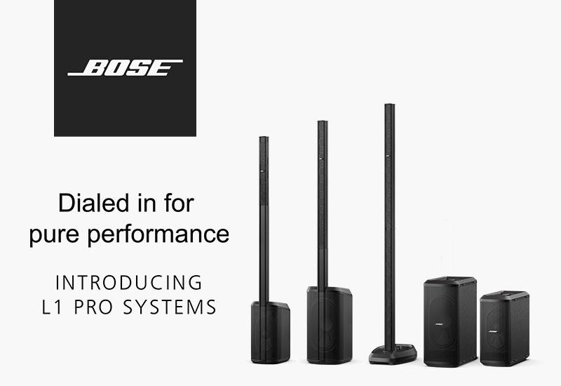 Bose L1 Pro Portable Line Array Systeme