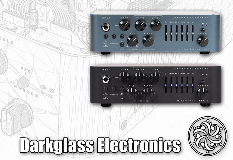 Darkglass Microtubes 500v2 und Alpha ∙ Omega 500
