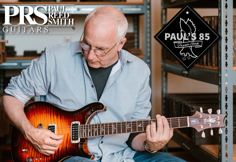 PRS Private Stock Paul's 85 – Limitierte Sonderedition!