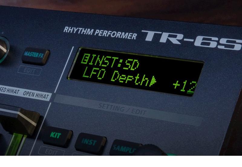 Roland – TR-6S Rhythm Performer