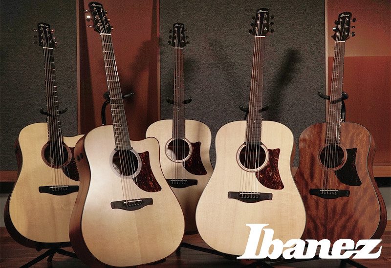 Ibanez Advanced Acoustic Serie
