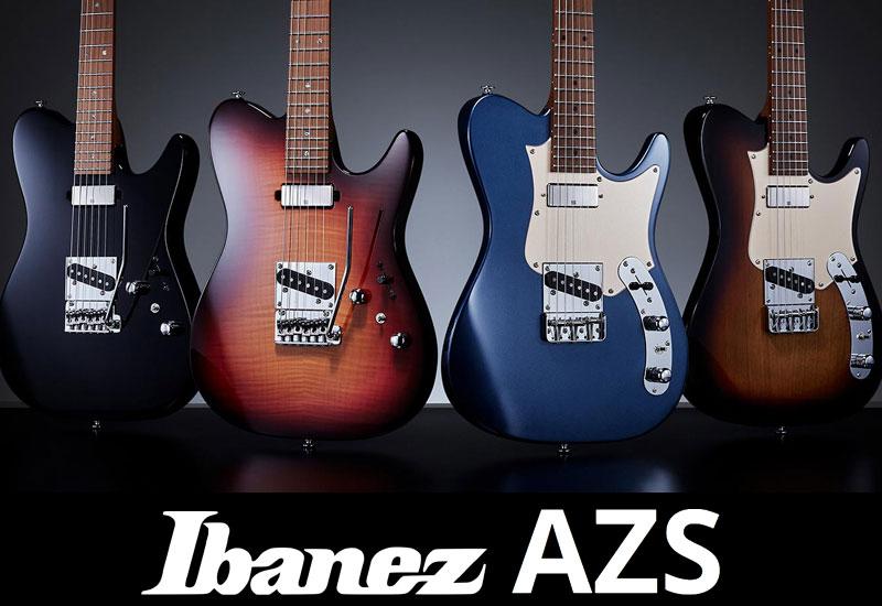 NAMM Show 2021 – Ibanez AZS Serie