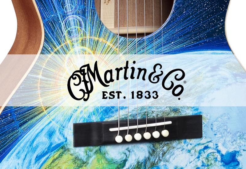 NAMM SHOW 2021 – Martin & Co. präsentiert neue Gitarren und Ukulelen