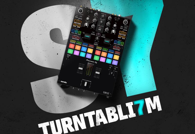 NAMM Show 2021 – PIONEER DJ bringt den DJM-S7 Battlemixer