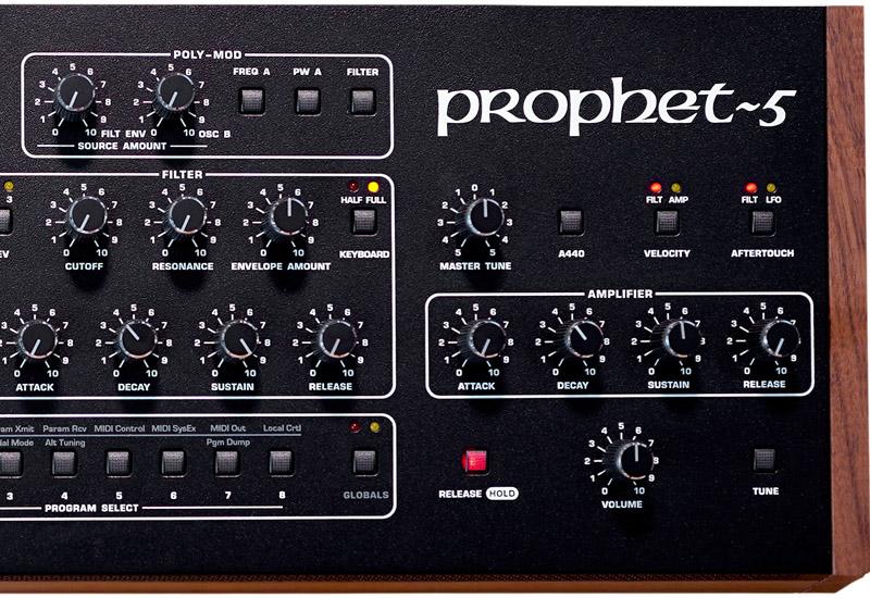 Sequential Prophet-5/10 Desktop