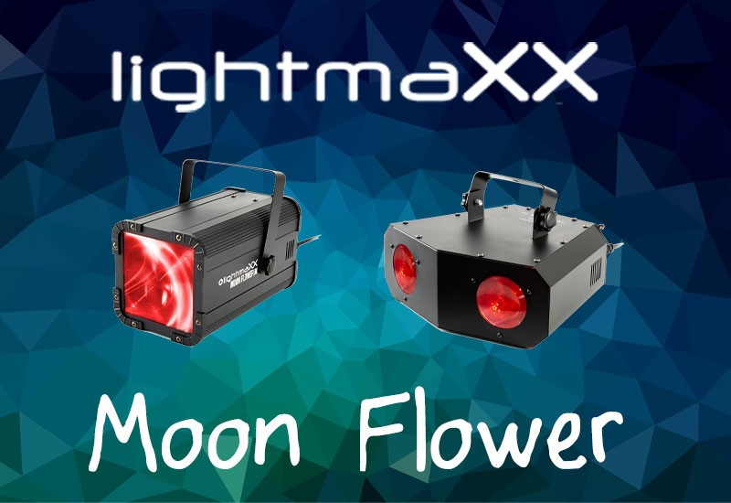lightmaXX Neuheiten: Moon Flower S & M