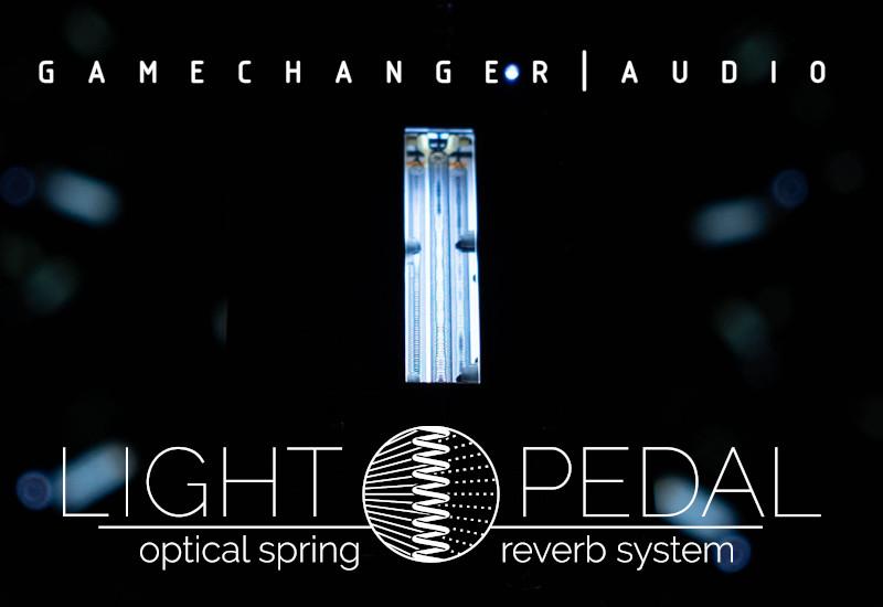 Gamechanger Audio LIGHT Pedal – Ab sofort im MUSIC STORE erhältlich!