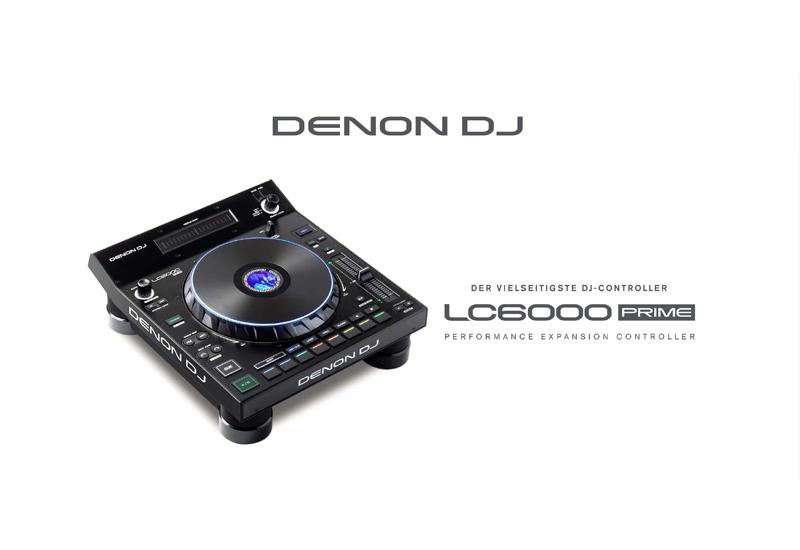 DENON DJ – LC6000 PRIME