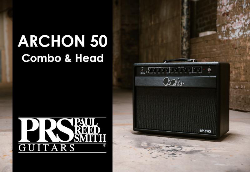 PRS Archon 50 – Neue Röhrenverstärker von Paul Reed Smith