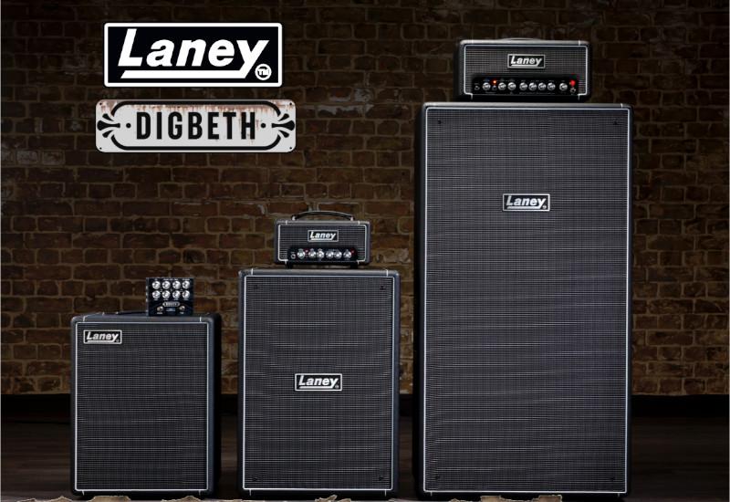 LANEY Digbeth – Neue Bass Amps aus Birmingham