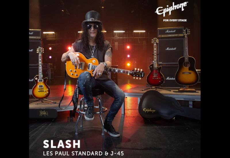 Epiphone Slash Collection – Ab sofort im MUSIC STORE erhältlich!
