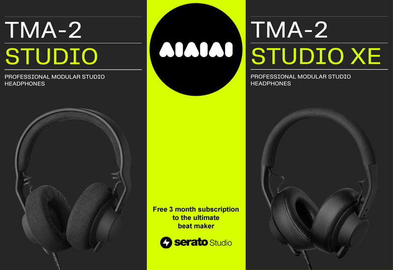 AIAIAI – TMA2-STUDIO / STUDIO-XE