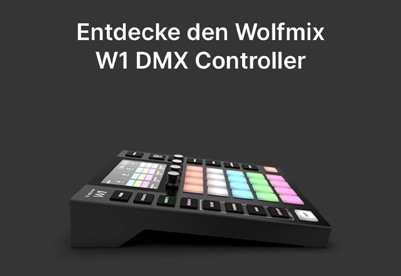 Jetzt vorbestellen: Wolfmix W1