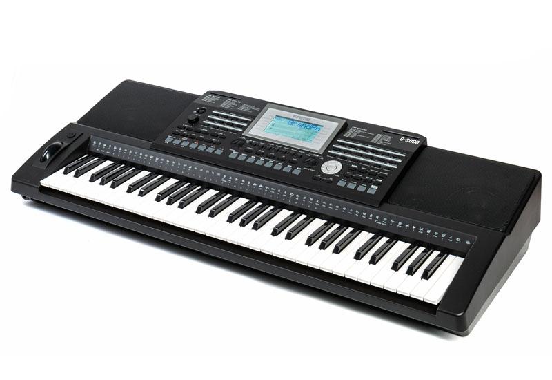 NEU bei Music Store: das FAME – G-3000 Homekeyboard