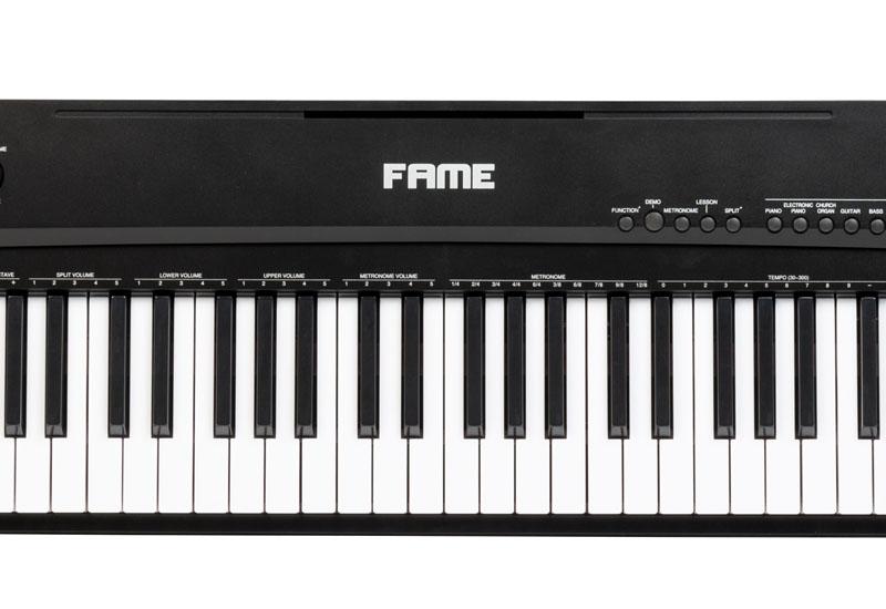 FAME DP-88 Stagepiano – endlich verfügbar!
