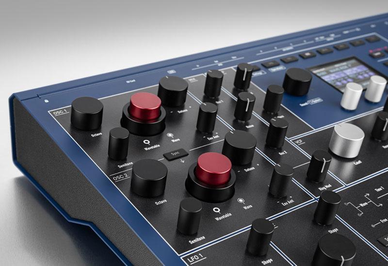 Waldorf M – der neue König unter den Wavetable-Synthesizern