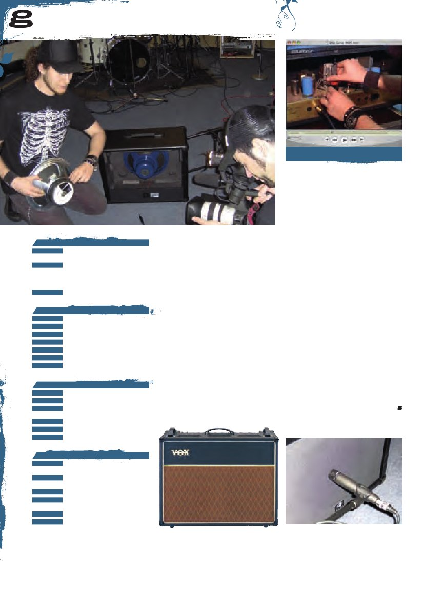 Special Marshall tuning Tie your Marshall down Teil 1