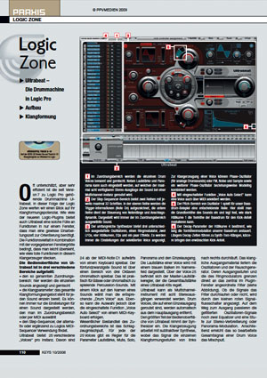 Logic Zone Ultrabeat