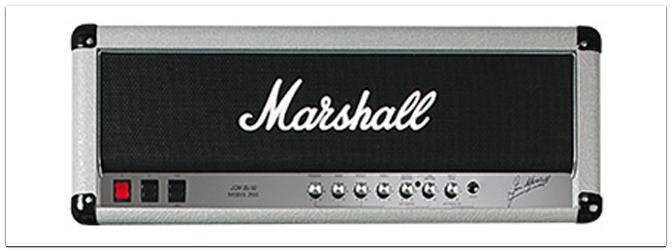 NAMM Show 2015 – MARSHALL  2555X Silver Jubilee Head  2-Kanal 100 Watt
