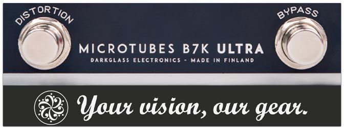DARKGLASS ELECTRONICS B7K Ultra – jetzt neu im MUSIC STORE!