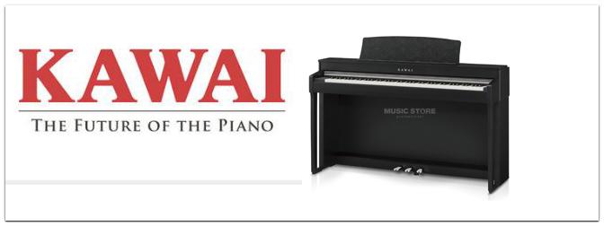 NAMM SHOW 2017 – KAWAI stellt neue Digital-Pianos vor