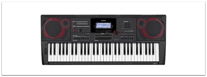 NAMM Show 2018 – Casio CT-X Die neue Keyboard-Serie