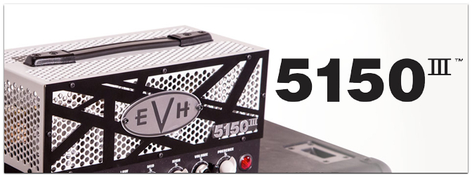 NAMM SHOW 2017 – EVH 5150III LBXII Little Screamer