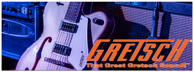 Gretsch Electromatic 2016 Line-Up im MUSIC STORE!