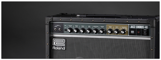 Summer NAMM 2015 – ROLAND JC-40