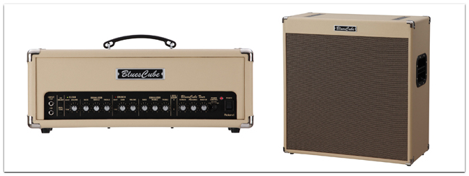 Musikmesse 2015 – ROLAND Blues Cube Stack