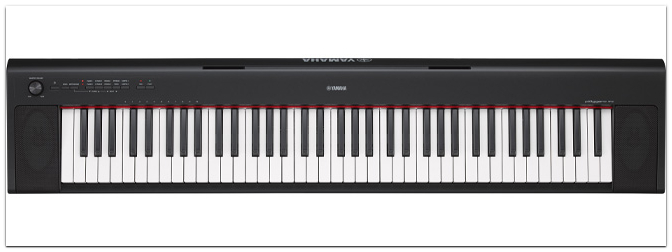 NAMM SHOW 2016 – YAMAHA NP-32 Digital-Piano