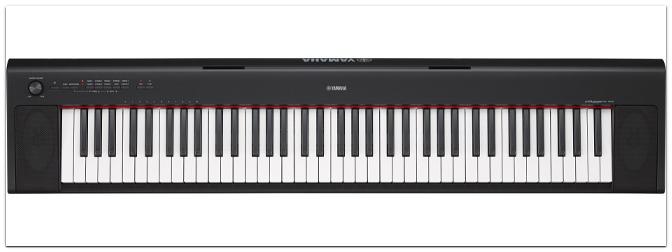 NAMM SHOW 2016 – YAMAHA NP-32 Digital-Piano
